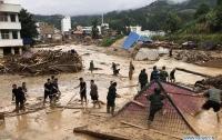 Наводнение на юго-западе Китая забрало жизни пяти человек