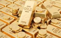 Украина продлила запрет на вывоз золота и серебра