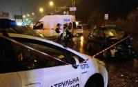 Страшная авария в Киеве: в МВД подтвердили причастность своего сотрудника
