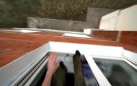 Житель Донетчины упал с третьего этажа и разбился насмерть