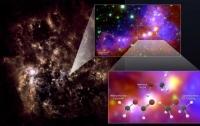 Астрономы обнаружили самое сложное органическое вещество за пределами Млечного Пути