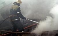 Из-за пожара в Херсонской области погибли два человека