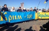 Расмуссен советует Порошенко не думать пока о возвращении Крыма