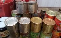 Бойцам ВСУ везли некачественную еду по цене свежих продуктов