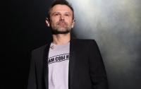 Вакарчук во время концерта потерял голос (видео)