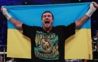 Усик ответил на вопрос о территориальной принадлежности Крыма