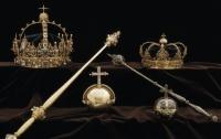 Задержан вор, укравший корону и державу шведского короля