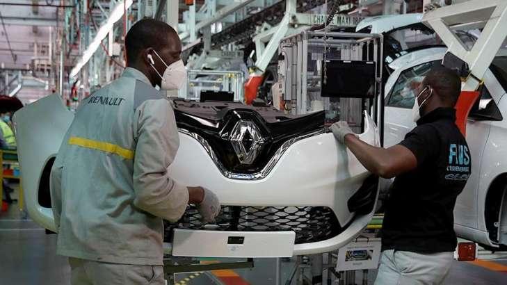 Renault задумался о закрытии нескольких заводов во Франции