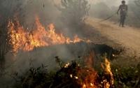 Пожары могут возникнуть где угодно в Украине