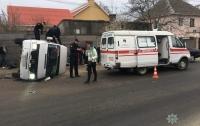 11 человек пострадали в крупной дорожной аварии в Одессе