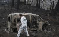 В Португалии из-за лесного пожара эвакуировали сотни людей