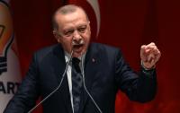 Эрдоган ярко продемонстрировал свое отношение к Трампу
