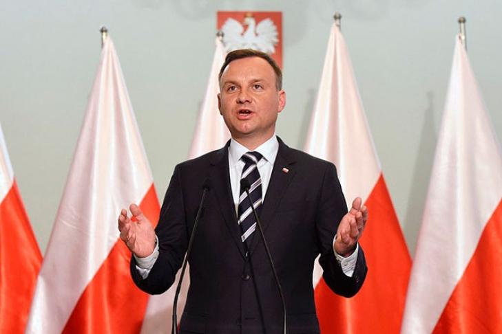 Польша вдействительности несобирается восстанавливать украинские места памяти