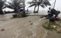 В Таиланде бушует ураган