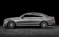 Mercedes рассекретил внешний вид нового Е-класса (ФОТО)
