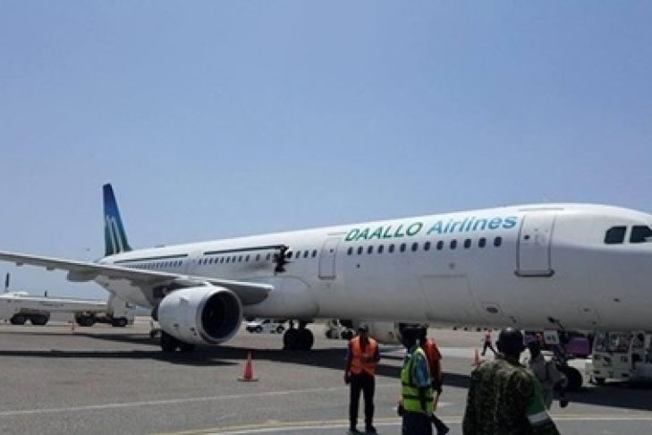 Взрыв наборту сомалийского самолета мог устроить смертник