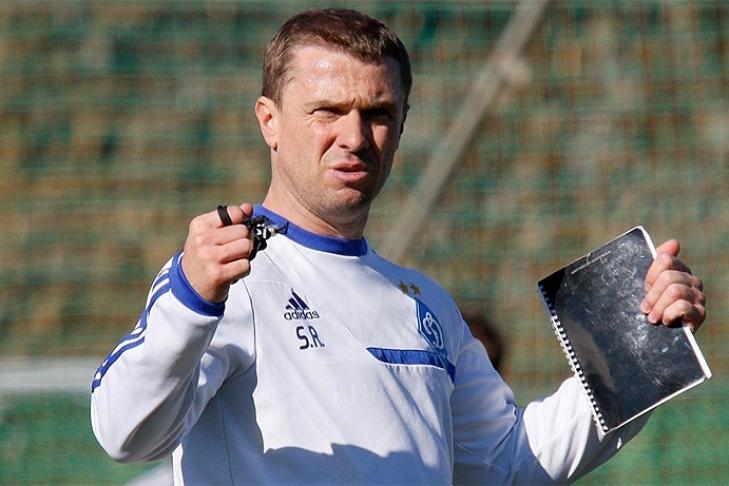 Украинский тренер возглавил команду вСаудовской Аравии