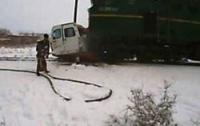 Под Сумами поезд раздавил маршрутку: 11 погибших, 5 раненых