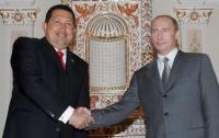 Чавес написал Путину письмо на русском языке