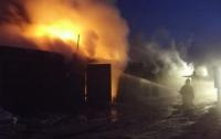 Пожар под Одессой: сгорело 4 дачных дома, 2 удалось спасти