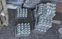 На симферопольском складе нашли 12 тыс. бутылок опасной для здоровья водки