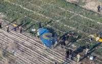 Самолет МАУ в Иране могли сбить намеренно