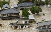 В Японии массово гибнут люди из-за наводнения