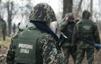Нелегальные мигранты из Сирии пытались проникнуть в Украину