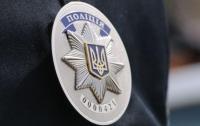Киевская полиция задержала мужчину с гранатой