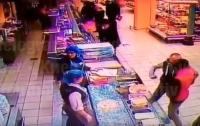В Киеве поймали хладнокровного убийцу, лишившего жизни человека в супермаркете