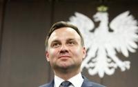 Дуда распорядился об отзыве посла Польши из Украины