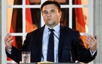 Климкин анонсировал ужесточение санкций против России