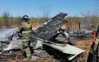 В Мексике разбился самолет, много погибших