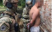 В Днепре спецназ задержал главаря банды жестоких убийц