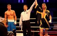 Украинец нокаутировал доминиканского боксера