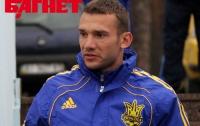 Сегодня легенде украинского футбола Андрею Шевченко - 35 лет