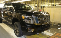Компания Nissan запустила в серию автомобили Titan XD