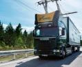 Электрифицированная автомагистраль для грузовых автомобилей появилась в Швеции