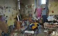 Одесситы 20 лет не выходили из квартиры