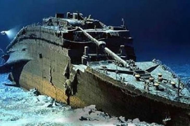 Письмо с Титаника выставили на продажу
