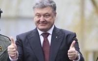Порошенко заприметил неладное со звездами на Кремле