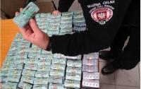 Украинец пытался ввезти в Польшу контрабанду таблеток