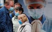 Коронавирус считают искусственным 70% украинцев