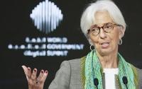 Глава МВФ подала в отставку