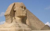 Ранее неизвестную статую Сфинкса обнаружили в Египте