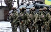 На Донбассе появились вооруженные до зубов спецназовцы