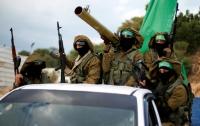 Боевики ХАМАС выпустили 45 ракет по Израилю