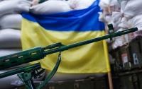Украина перебросила военных к Азовскому морю