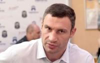 Тренировка с Виталием Кличко была продана на аукционе за €5 тысяч