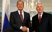 Лавров и Тиллерсон обсудили ситуацию в Украине и Сирии